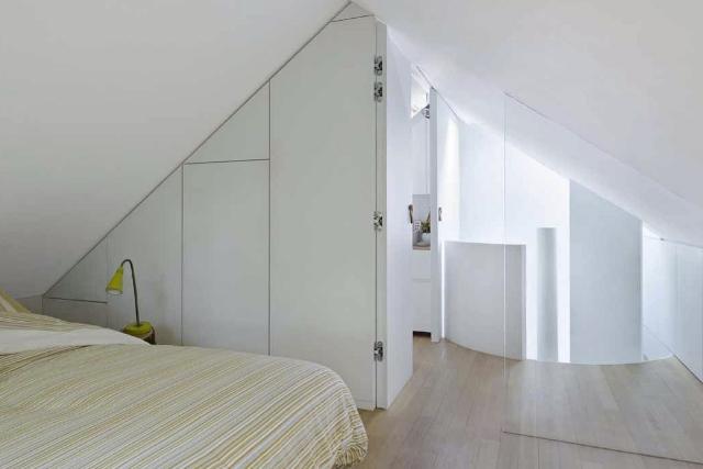 Immo nieuws in beeld renovatie met glas in een glansrol 13 07 2016 - Ouderlijke suite ...