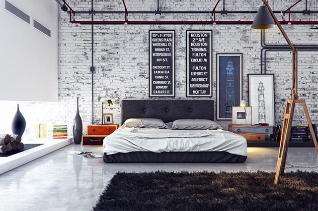 Immovlan.be | Immo Nieuws > 6 tips voor een industrieel interieur ...