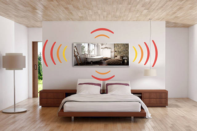 actu immo le chauffage infrarouge avantages et inconv nients 03 11 2016. Black Bedroom Furniture Sets. Home Design Ideas