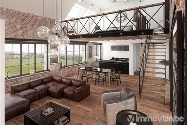 Immo nieuws 4 droomlofts te koop op 07 06 2016 - Loft design immobilier ...