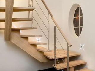 Immo nieuws in de kijker deuren en for Hoeveel kost een nieuwe trap