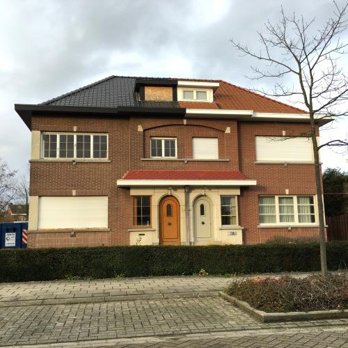 Actu immo 10 laides maisons en belgique for Assurance maison belgique