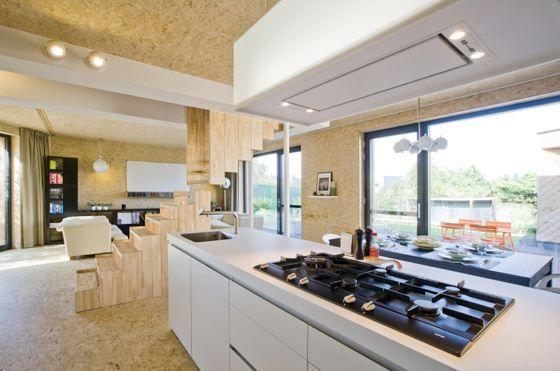Immo nieuws 4 mooie keukenvloeren die for Interieur osb