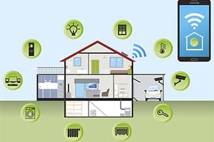 2017: l'année des maisons intelligentes à Batibouw?