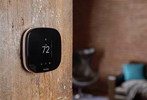 Les 4 avantages d'un thermostat intelligent