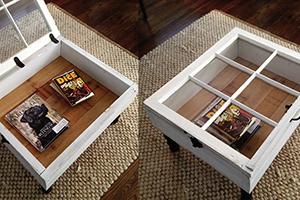 5 tables de salon à fabriquer soi-même pour pas cher