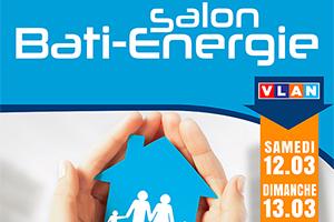 Le Salon Bati-Energie vous invite