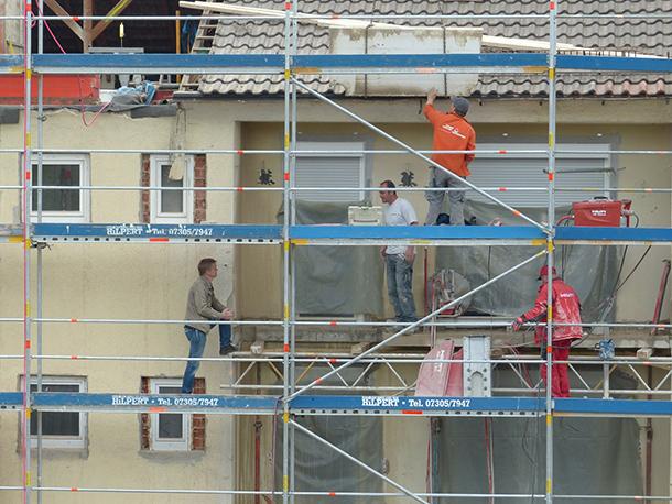 Comment résilier lorsque vous voulez rénover plusieurs appartements en même temps ?