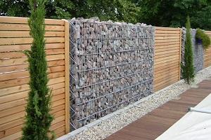 5 clôtures de jardin et leurs avantages et inconvénients