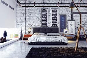 6 tips voor een industrieel interieur