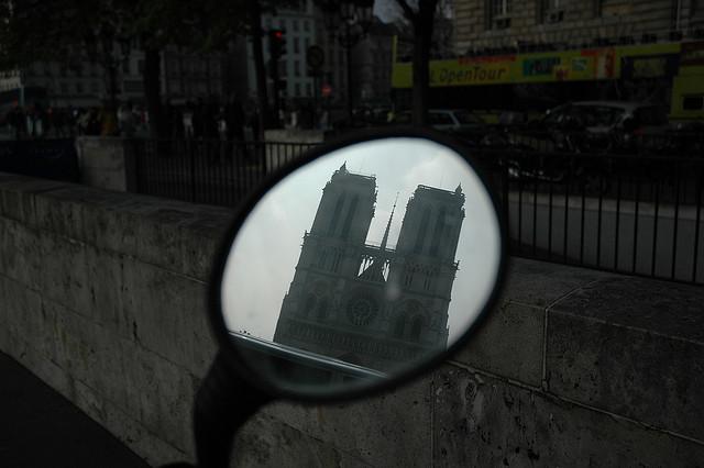 Eglise Notre Dame de Paris
