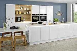 Een nieuwe keuken in 4 stappen
