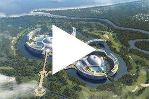 Actu immo d couvrez le prochain plus grand h tel du monde vid o 12 01 2015 - Huis placemat wereld ...
