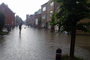 Wegwijs bij wateroverlast