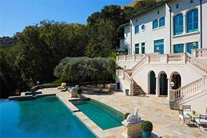 5 imposante zwembaden van beroemdheden