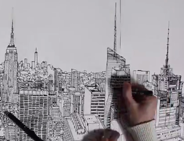 Colossus, New-York volgens Pat Vale