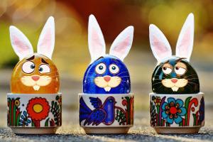 5 manieren om Pasen in huis te halen