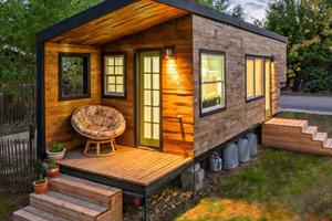 Mini-maison: les avantages, les inconvénients et 3 conseils avant d'acheter