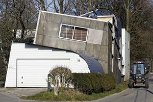 10 lelijke huizen in België - deel 2