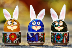 Une déco de Pâques en 5 étapes