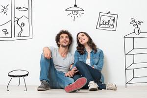Dit moet je weten als je investeert in het huis van je partner