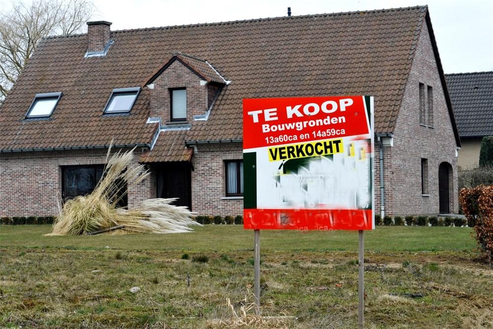 Immo nieuws voortaan 14 dagen bedenktijd bij verkopen van huis 30 05 2014 - Foto van eigentijds huis ...