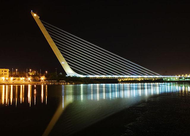 Alamilloburg, Sevilla, Spanje