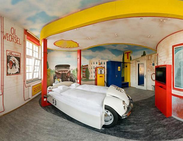 5 nieuwe interieurtrends voor autofan op Immovlan.be