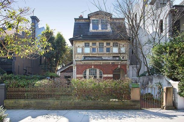 Het huis van de Adams familie - Immovlan.be