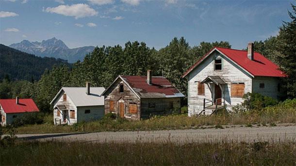 Des investisseurs chinois achète une ville fantôme au Canada sur Immovlan.be