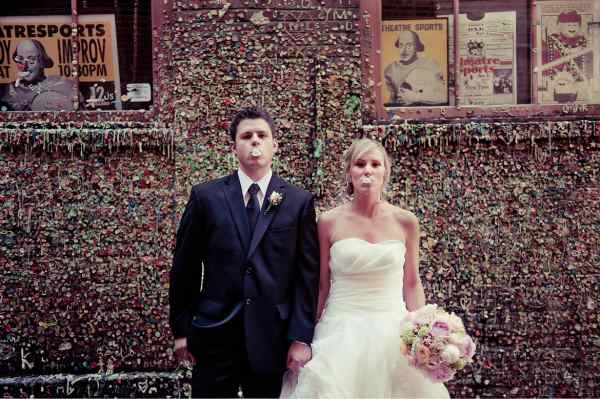 gum wall -  Seattle - Immovlan.be