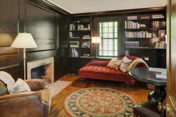 immovlan - luxe boerderij te koop Renee Zellweger woonkamer