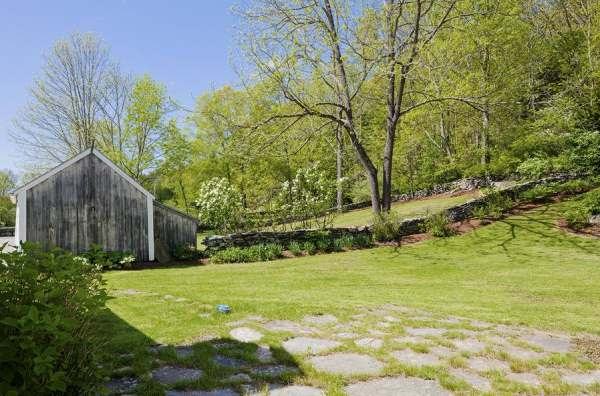 immovlan - maison à vendre Renee Zellweger - jardin