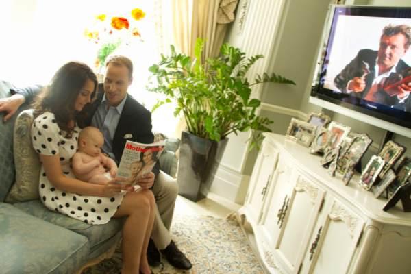 maison de William, Kate et le prince Georges