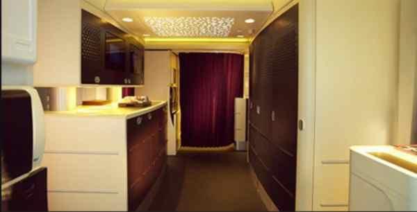 Een appartement huren in een vliegtuig  - Immovlan.be