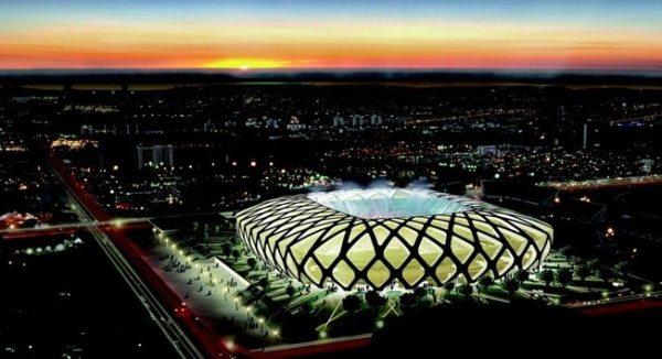 Arena Amazonia - Immovlan.be