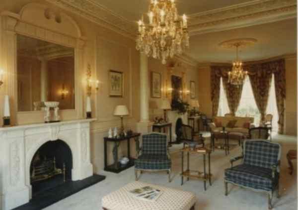 luxueuze landgoed van David Beckham - Immovlan.be