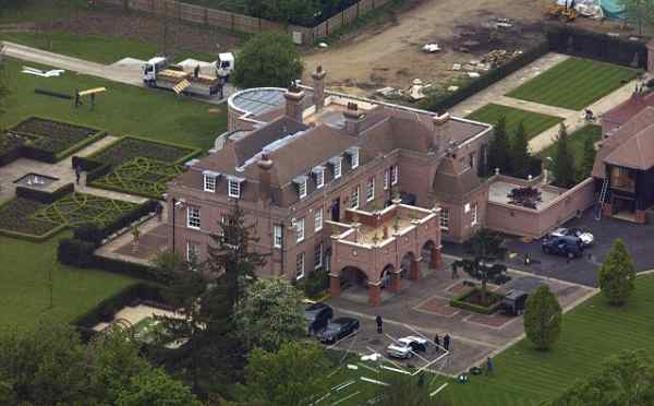 Beckhams house - Immovlan.be