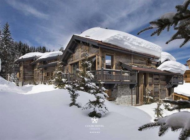 Le Petit Palais, Courchevel op Immovlan.be