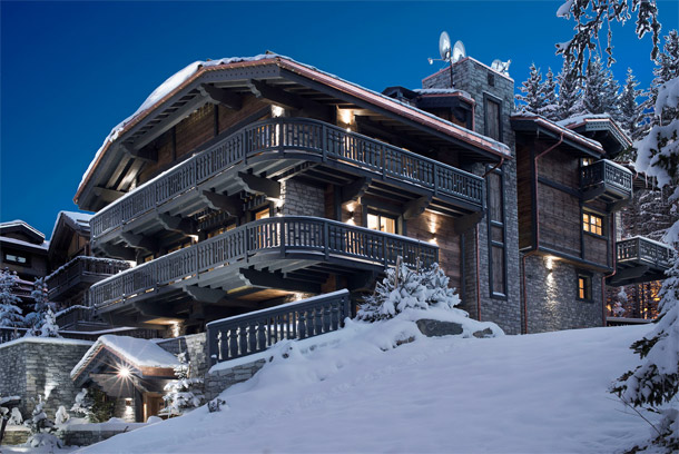 Chalet Edelweiss, Courchevel op Immovlan.be