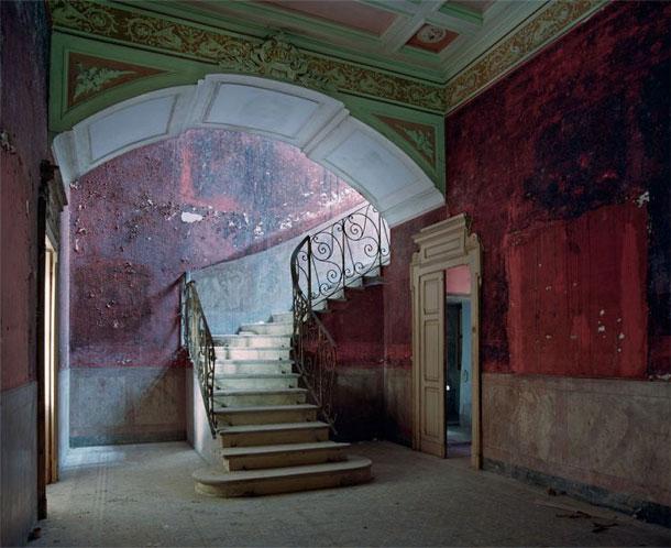 chateau et ruine - photo Thomas Jorion - Immovlan.be