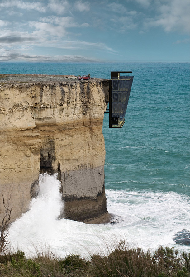 immovlan.be - cliff house architecture