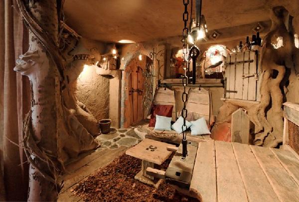 immovlan - Overnachten in het land van feeën en kabouters