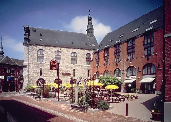 Actu immo 5 h tels les plus insolites de belgique 16 10 - Hotel insolite belgique ...