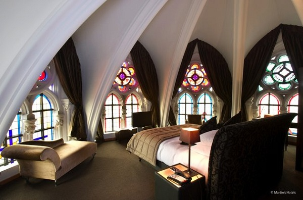 immovlan - Kerken die hotels zijn geworden