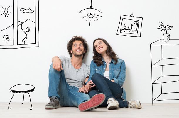 Investeren in het huis van je partner? Zet de afspraken op papier Immovlan.be