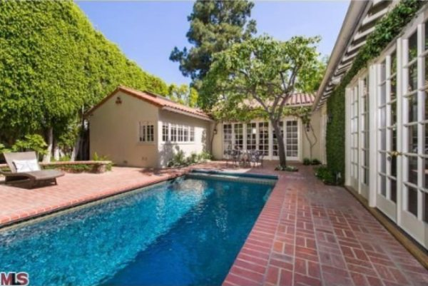 Villa Holywood Jodie Foster - immovlan.be