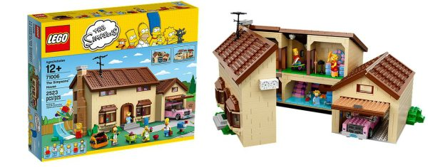 Lego Huis Simpson - Immovlan.be