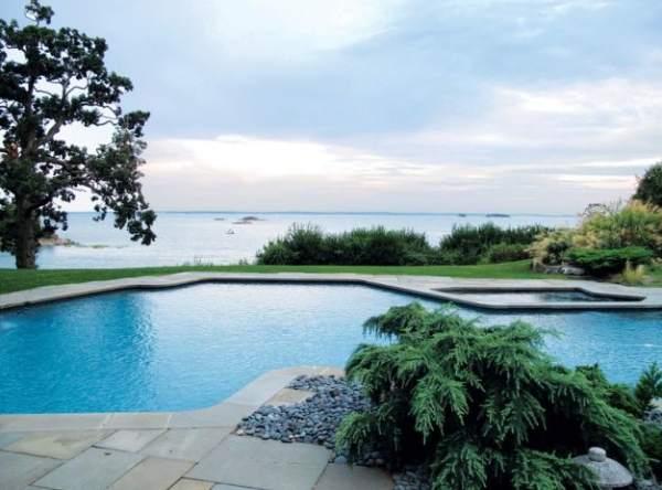 het duurste huis van de VSA, zwembad -  Immovlan.be