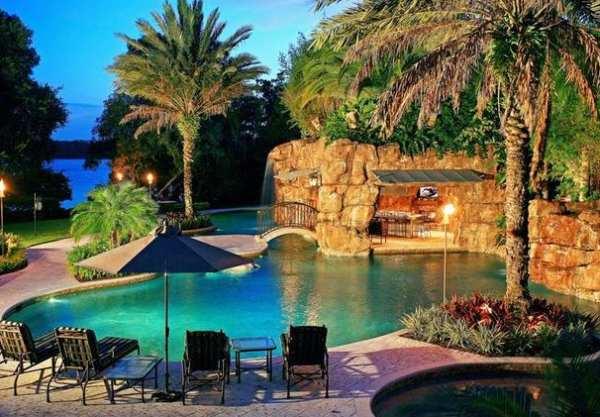 immovlan.be - piscine de star Joey Fatone